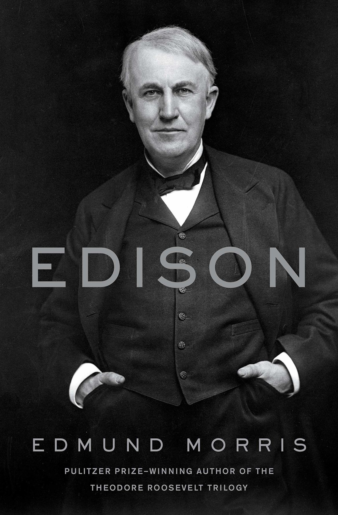 'Edison' by Edmund Morris