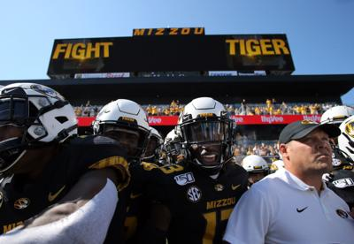 West Virginia Mountaineers vs Missouri Tigers