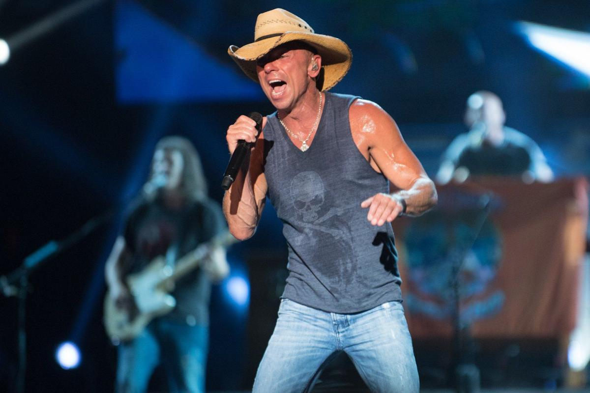 Kenny Chesney Still Reigns As The Summer Country Concert King