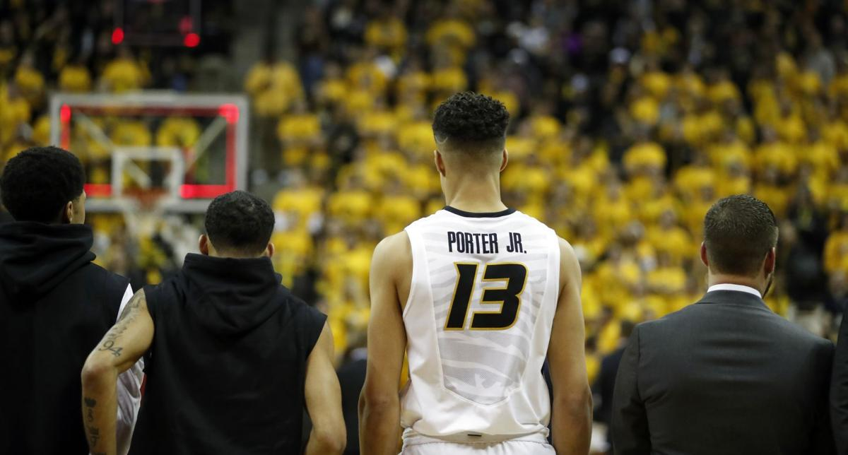 separation shoes 4c51a ec7f7 Back surgery could sideline Mizzou phenom for rest of season ...