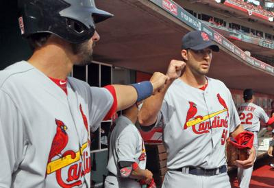 Cardinals take on the Reds Opening Day in Cincinnati