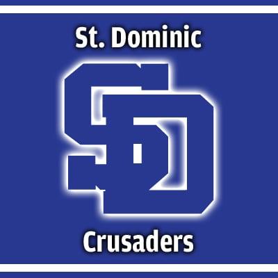 St. Dominic Crusaders logo