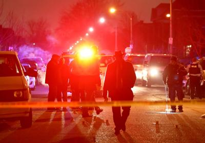 Fatal shooting, another police investigation