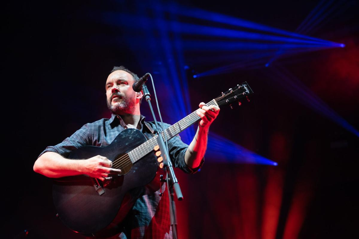 iParty: Dave Matthews Band plays Hollywood Casino Amphitheatre