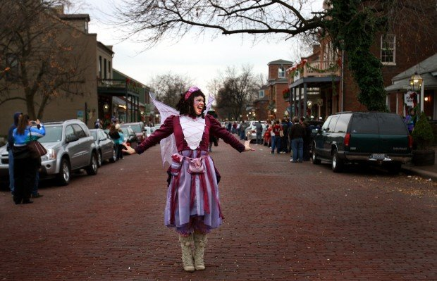 St. Charles festival clips Sugar Plum Fairy's wings after she ...