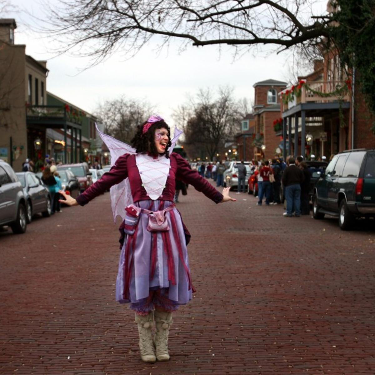St Charles Christmas Parade 2020 McClellan: Keeping world safe from naughty fairies | Bill