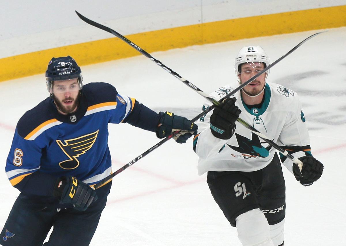 Edmundson vs. Sharks in Western Final