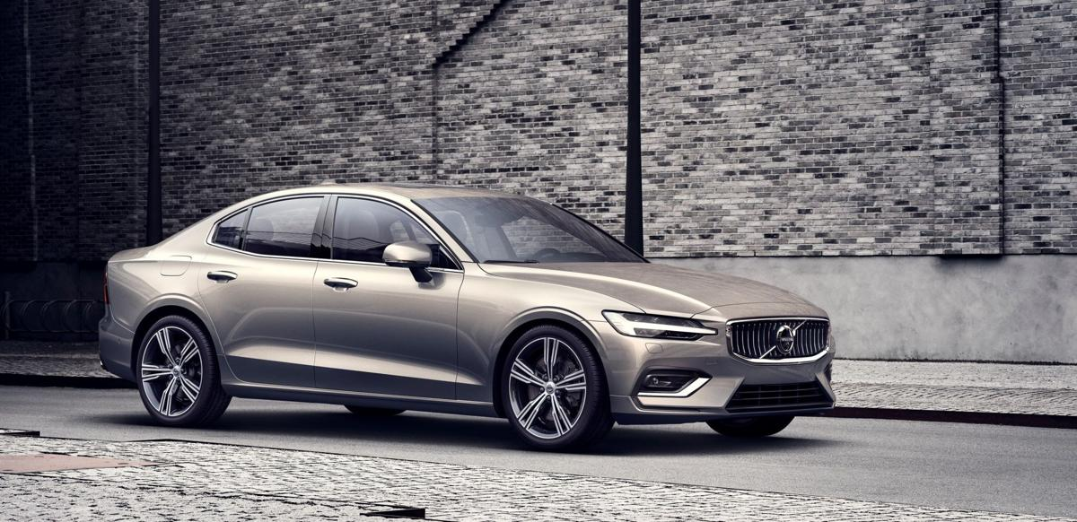 2020 Volvo S60 T8 plug-in hybrid