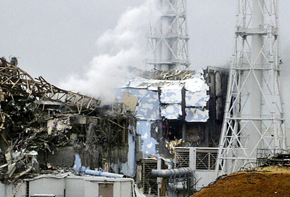 APTOPIX Japan Earthquake Nuclear Crisis
