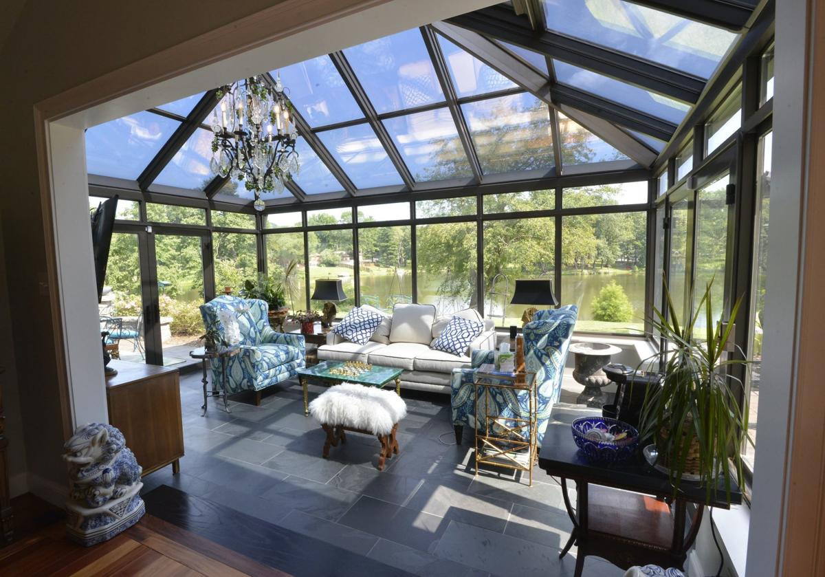 At Home with Margaret Lowery in her Lake Christine Drive home