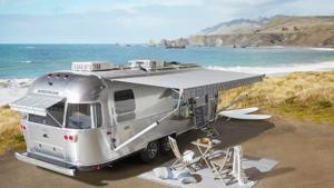 Airstream's New Pottery Barn Trailer Rides The Wave Of RV Popularity.
