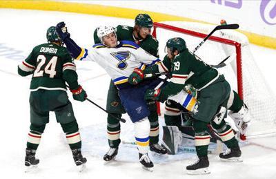 Blues Wild Hockey
