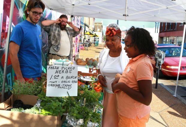 Cherokee Street Farmers Market