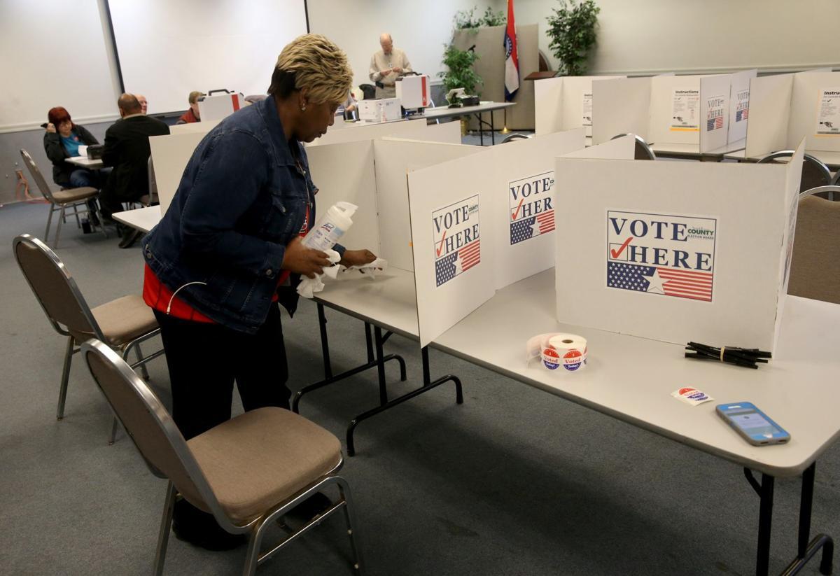 Missouri presidential primary 2020
