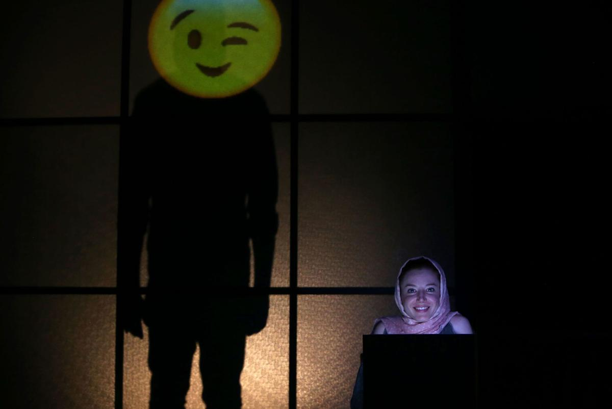 Faceless explores religion, faith, power of perception