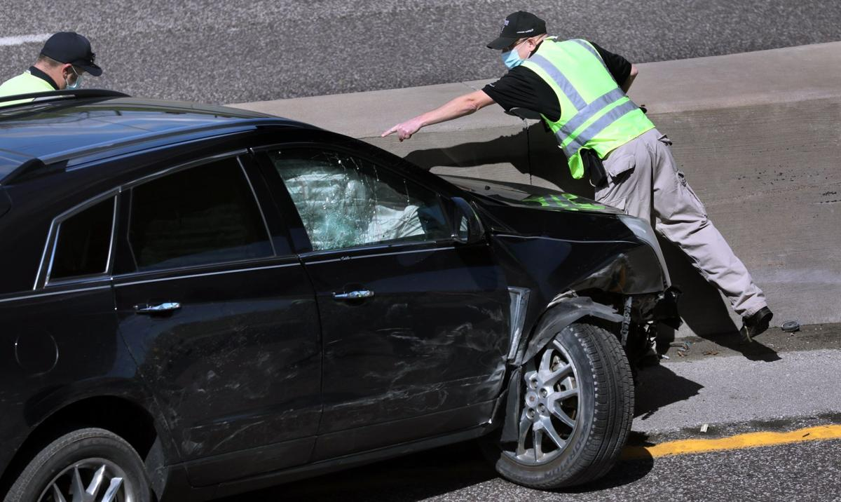 Fatal accident closes interstate