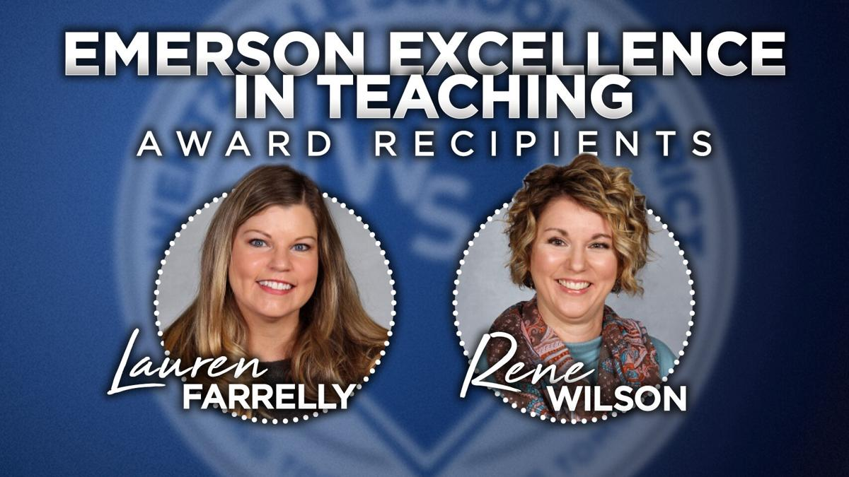 WSD Emerson Excellence in Teaching Award