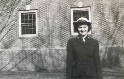 Her role in the WAVES broadened her horizons, contributed to the war effort and laid the groundwork for women in the military