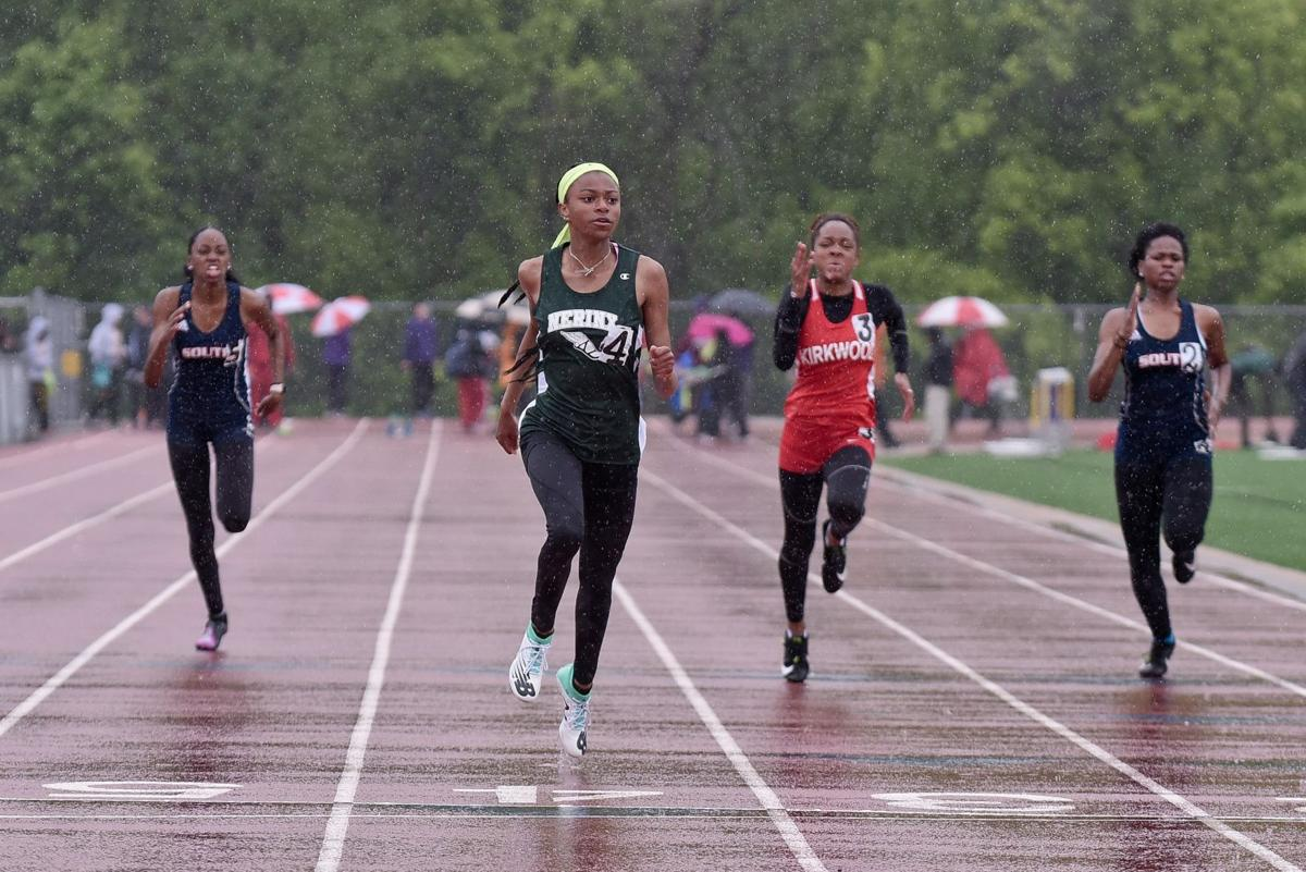 5/11/19 - Class 5 District 3 girls track