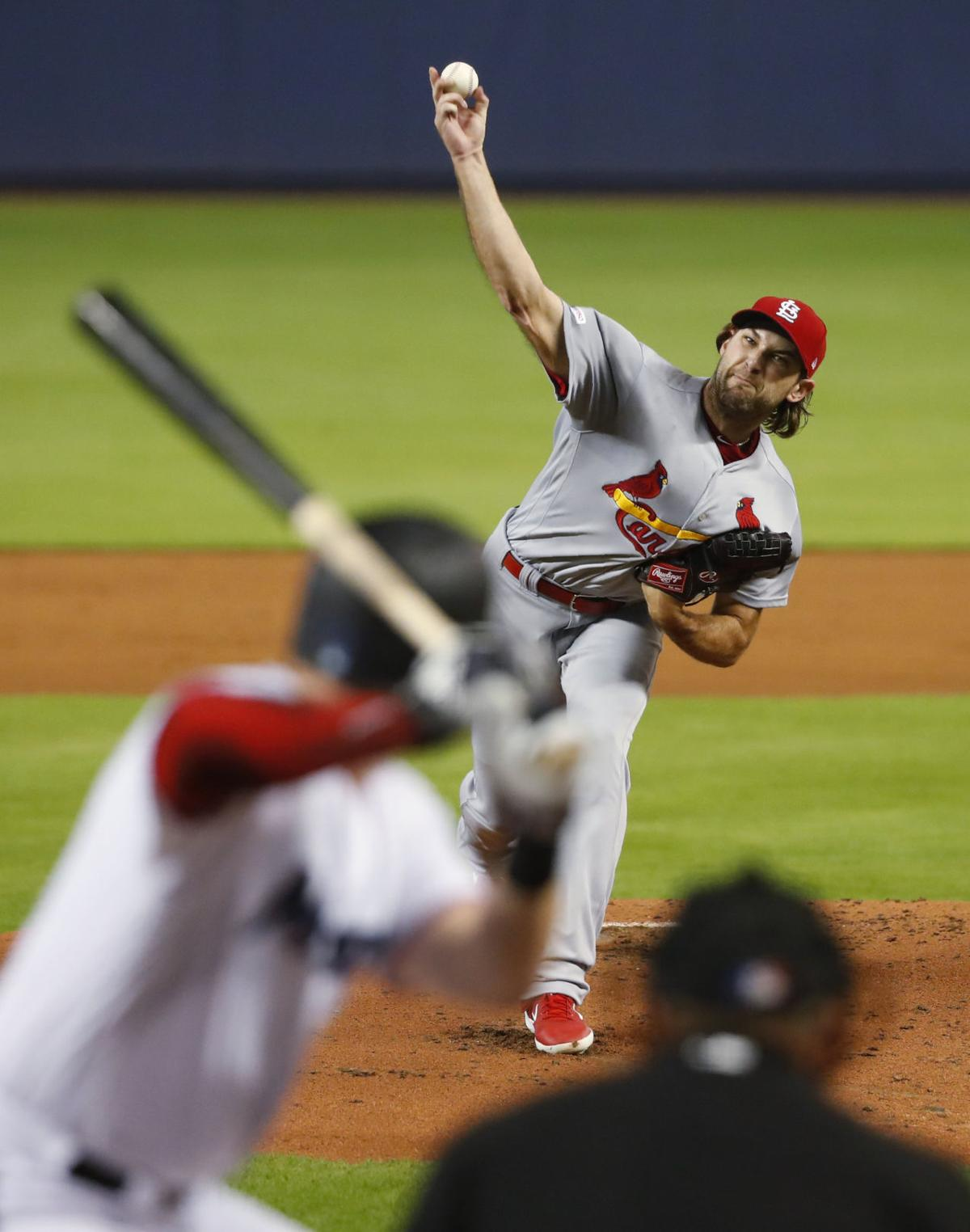 Wacha makes the most of 'quiet' time in Miami, re-establishes himself as Cardinals starter