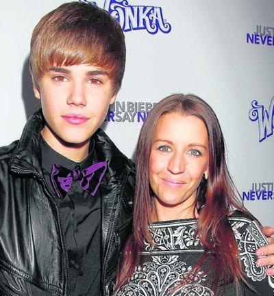 Justin Bieber; Pattie Matte