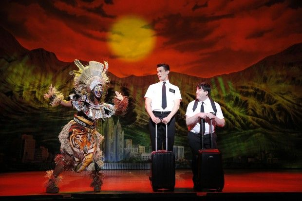 The Book Of Mormon Album