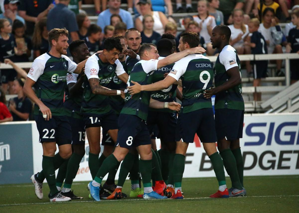 Photos: St. Louis FC defeats New York Red Bulls II