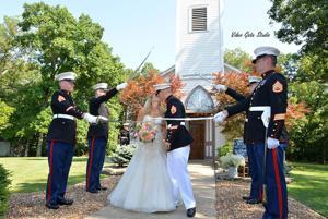 VG-military wedding