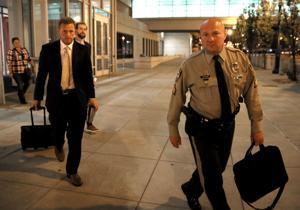 Πού θα St. Louis County πάρει τα χρήματα για να πληρώσει ο Λοχίας ο Κιθ Wildhaber;