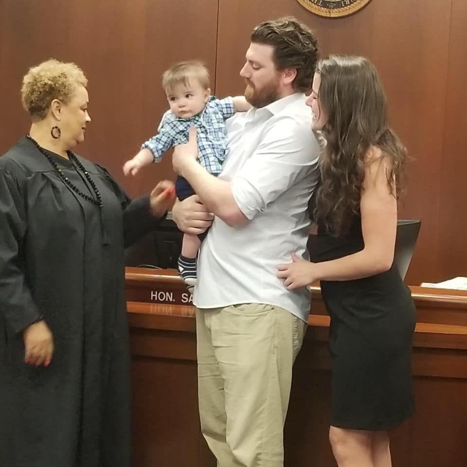 Levi Moses adoption