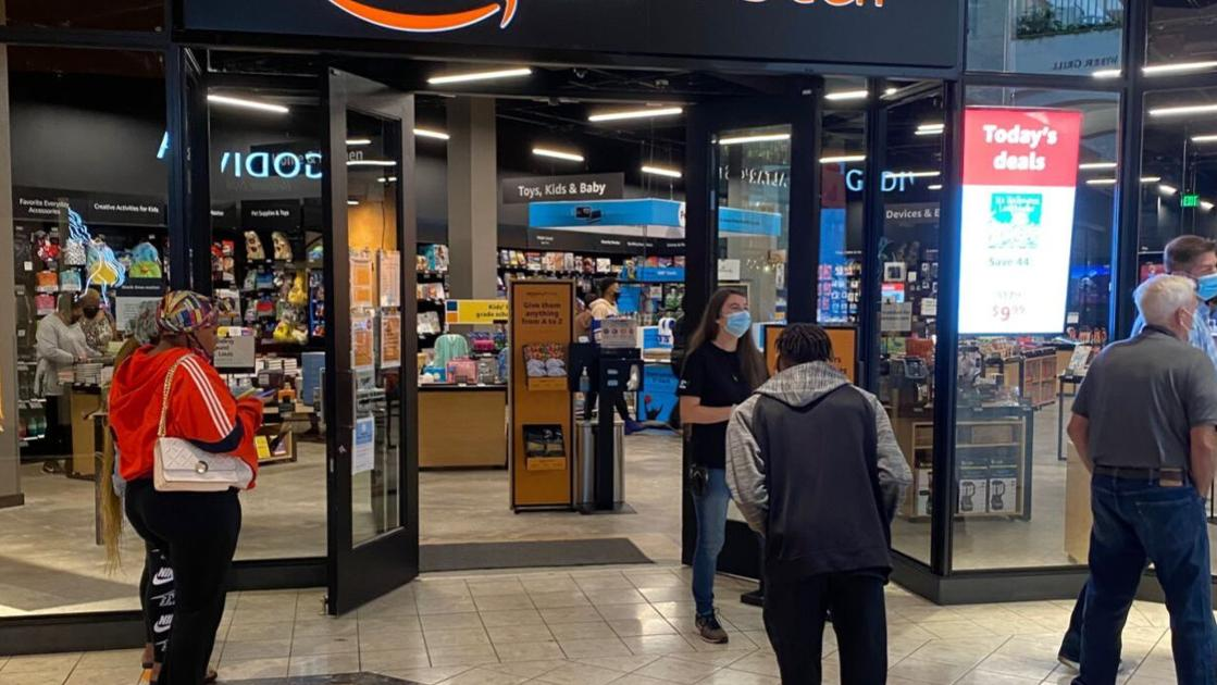 Missouri's first Amazon 4-Star store opens in St. Louis Galleria