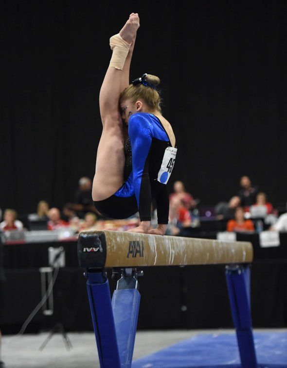 139c689694b1 More than 800 gymnasts to showcase talents at Gateway Challenge Meet ...