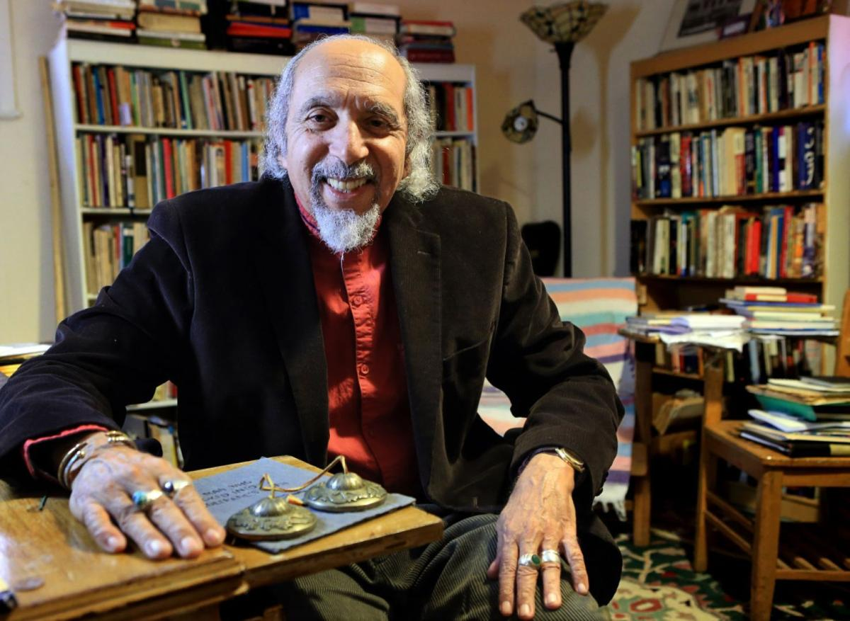 Michael Castro, St. Louis' inaugural poet laureate
