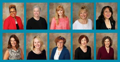 Women of Achievement 2018 Class of Honorees