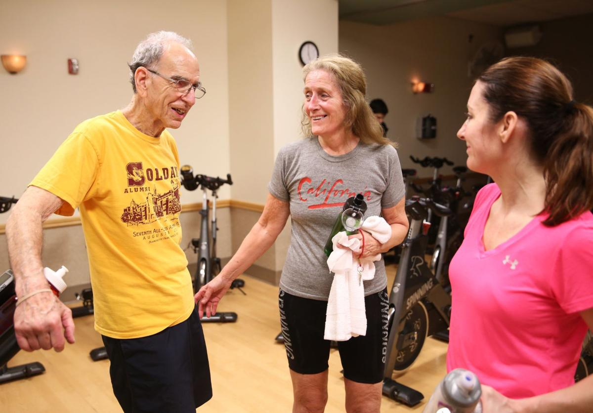 ab888ff23136d 88-year-old spin instructor conducts virtual tours of St. Louis past |  Lifestyles | stltoday.com