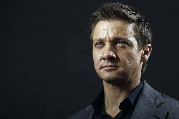 Actor Jeremy Renner is...
