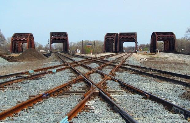 The Illinois Central Rail Trail