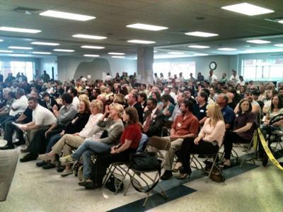 Jefferson County caucus in Hillsboro on March 17