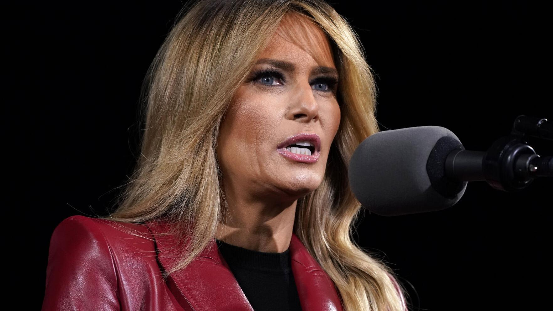 Read for yourself: Melania Trump breaks silence on Capitol riots