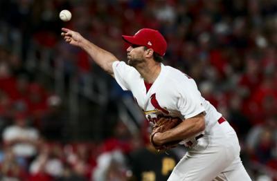 Cardinals face off with Pirates