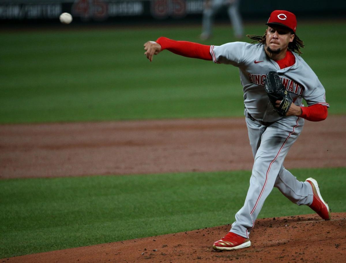 Cardinals V Cincinnati