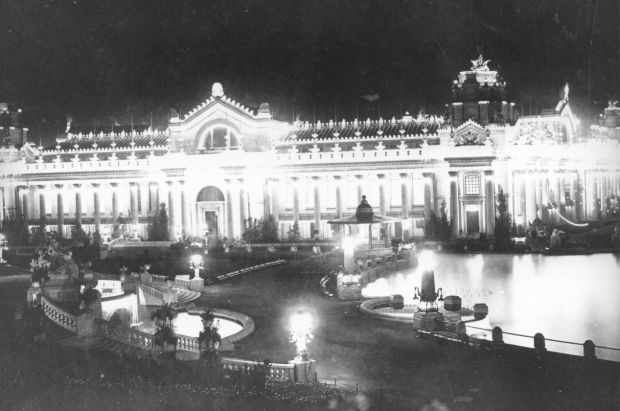 Palace of Electricity at World's Fair