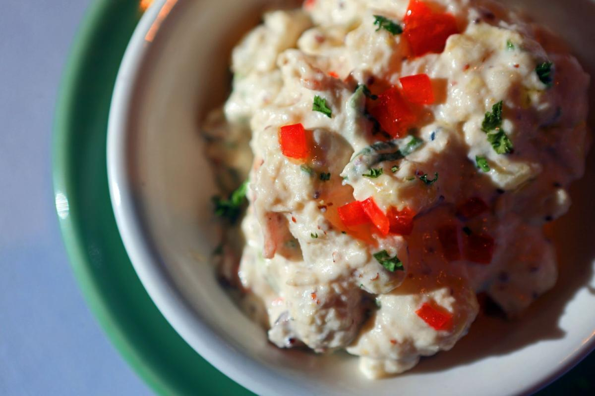Recipe request: Eleven 11's horseradish potato salad