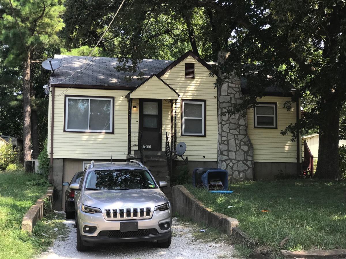 Home in Ferguson where woman, man slain