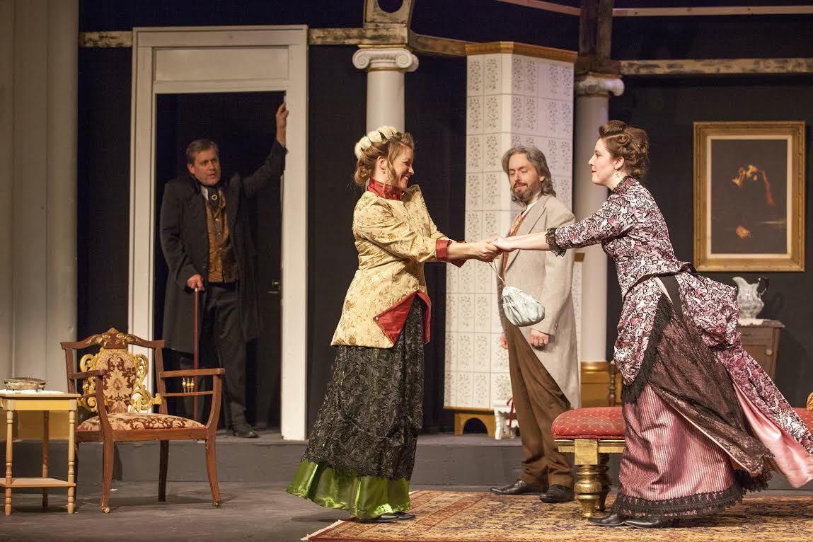 a doll s house nora s quest for Wellfleet — let's be honest: most noras are annoying after spending two acts manipulating everyone in her orbit, ibsen's heroine — on the surface, a scheming flibbertigibbet — gets all righteous and tells off her condescending spouse before stomping out in a fit of righteous rage stacy fischer brings so.
