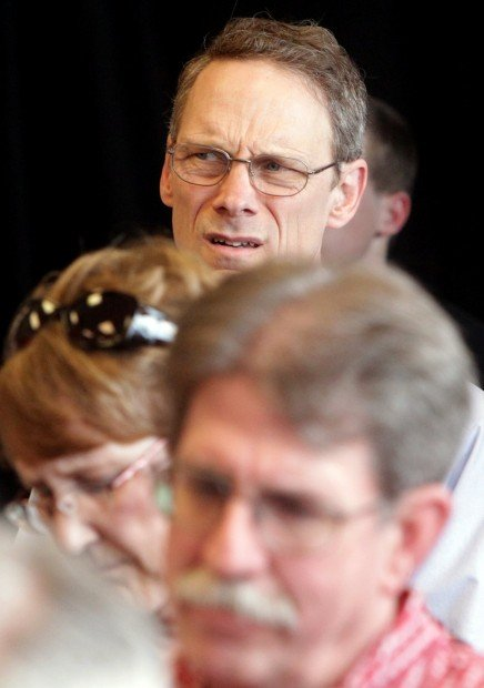Wildwood caucus contentious, perplexing