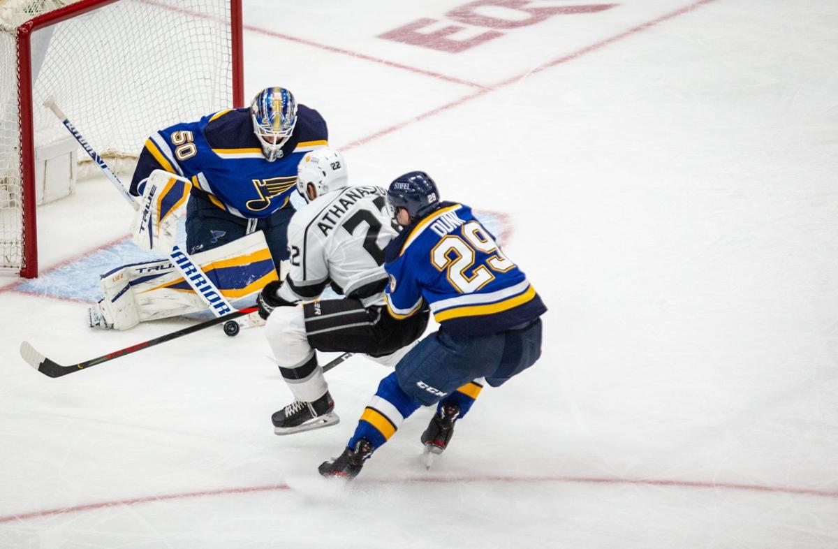 Blues V Kings