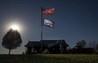 Trump fervor runs high in Liberal, Missouri