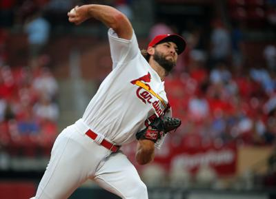Cardinals v Brewers