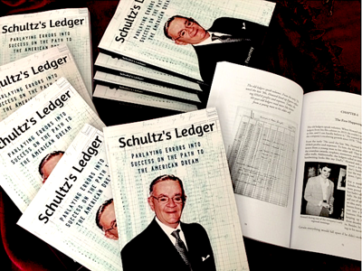 Schultz's Ledger: Parlaying Errors into Success on the Path to the American Dream